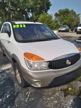 2003 Buick Rendezvous for sale at D and D All American Financing in Warren MI