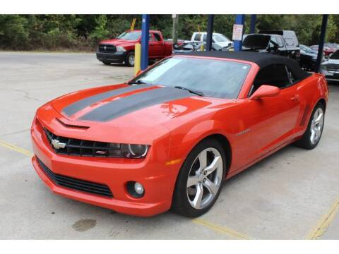 2013 Chevrolet Camaro for sale at Inline Auto Sales in Fuquay Varina NC