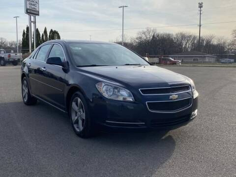 2012 Chevrolet Malibu for sale at Betten Baker Preowned Center in Twin Lake MI