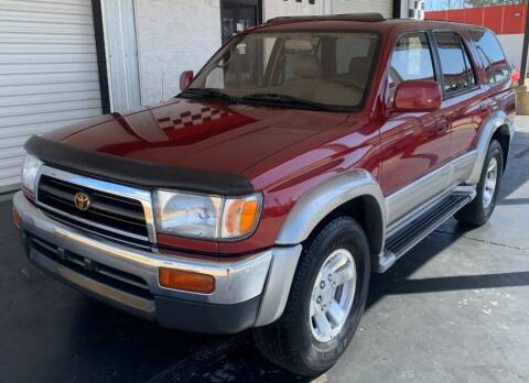1997 Toyota 4Runner for sale at Tiny Mite Auto Sales in Ocean Springs MS