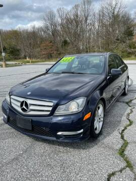 2013 Mercedes-Benz C-Class for sale at Premium Auto Outlet Inc in Sewell NJ