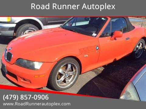2002 BMW Z3 for sale at Road Runner Autoplex in Russellville AR