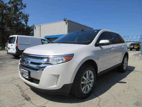 2014 Ford Edge for sale at Quality Investments in Tyler TX