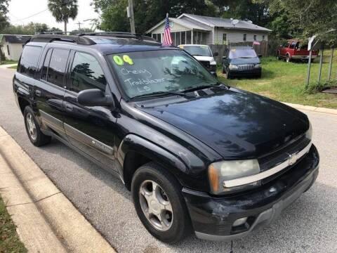 2004 Chevrolet TrailBlazer EXT for sale at Castagna Auto Sales LLC in Saint Augustine FL