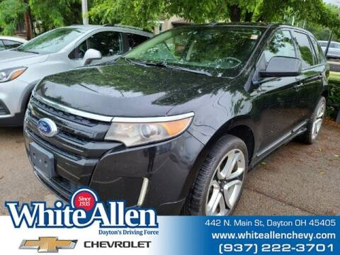 2011 Ford Edge for sale at WHITE-ALLEN CHEVROLET in Dayton OH