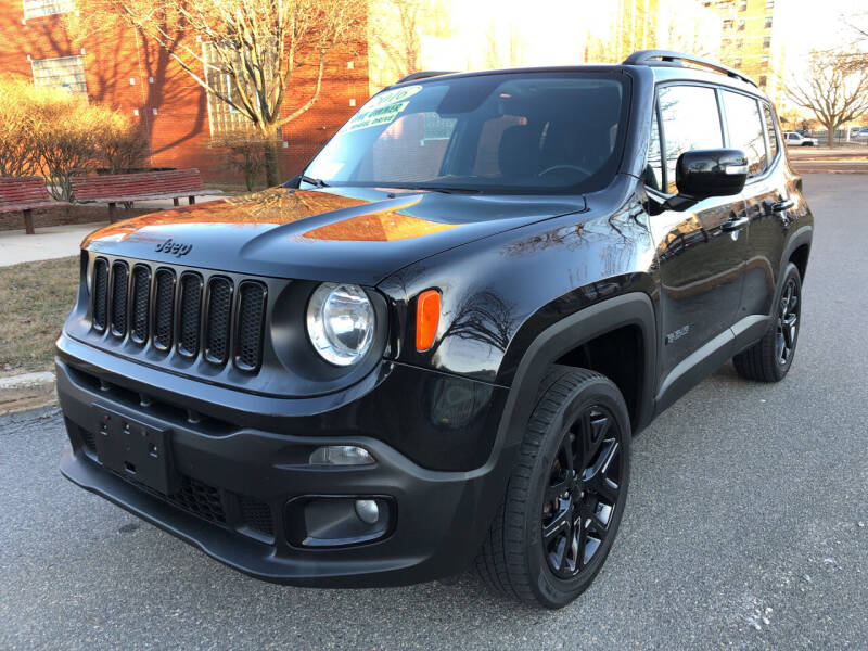 2016 Jeep Renegade for sale at Commercial Street Auto Sales in Lynn MA