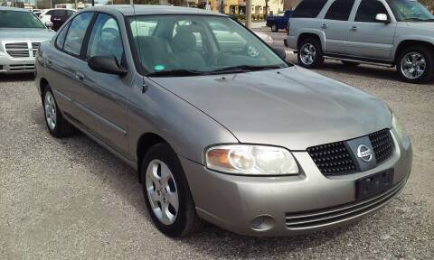 2006 Nissan Sentra for sale at Pinellas Auto Brokers in Saint Petersburg FL