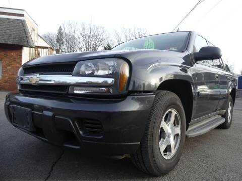 2006 Chevrolet TrailBlazer for sale at P&D Sales in Rockaway NJ