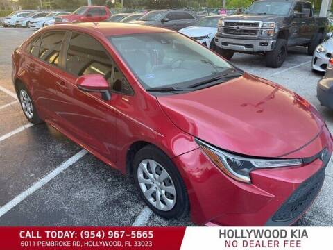 2020 Toyota Corolla for sale at JumboAutoGroup.com in Hollywood FL