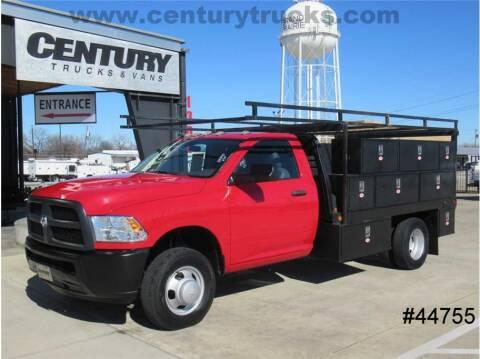 2017 RAM Ram Chassis 3500 for sale at CENTURY TRUCKS & VANS in Grand Prairie TX