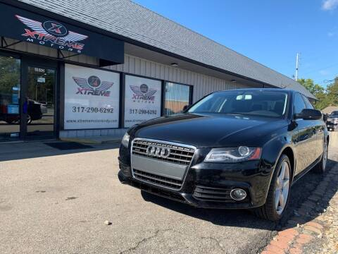 2012 Audi A4 for sale at Xtreme Motors Inc. in Indianapolis IN