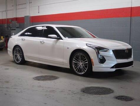 2019 Cadillac CT6 for sale at CU Carfinders in Norcross GA