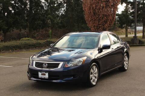 2008 Honda Accord for sale at Top Gear Motors in Lynnwood WA