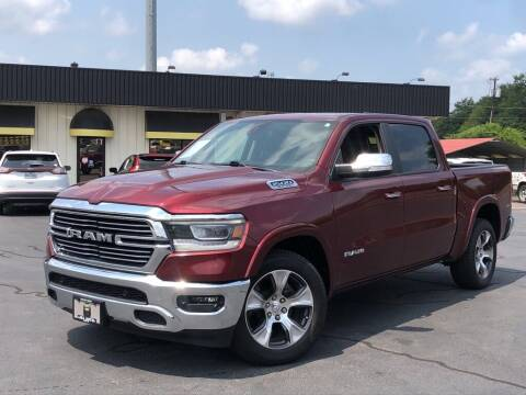 2019 RAM Ram Pickup 1500 for sale at J & L AUTO SALES in Tyler TX