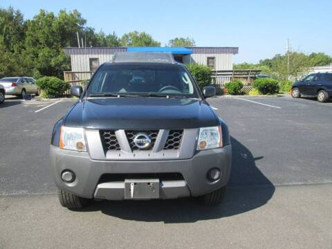 2006 Nissan Xterra for sale at Olde Mill Motors in Angier NC