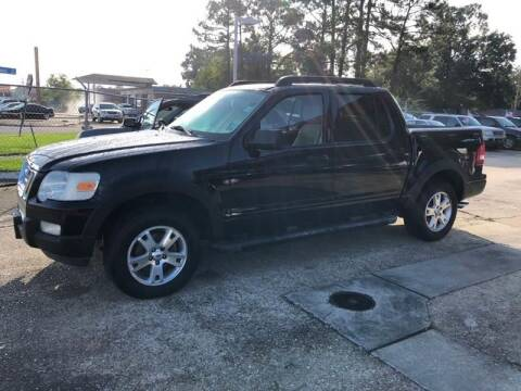 2007 Ford Explorer Sport Trac for sale at Baton Rouge Auto Sales in Baton Rouge LA