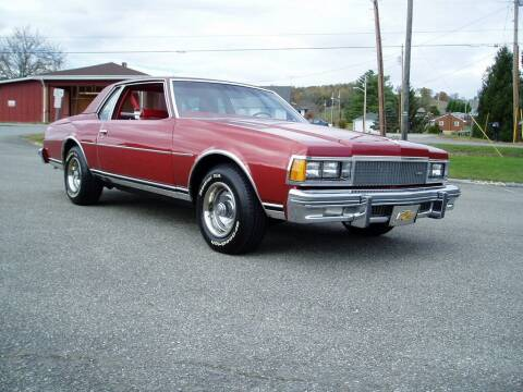 1977 Chevrolet Caprice for sale at George's Used Cars Inc in Orbisonia PA