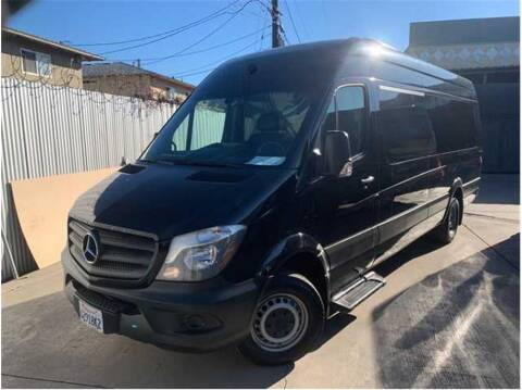 2017 Mercedes-Benz Sprinter Cargo for sale at Dealers Choice Inc in Farmersville CA