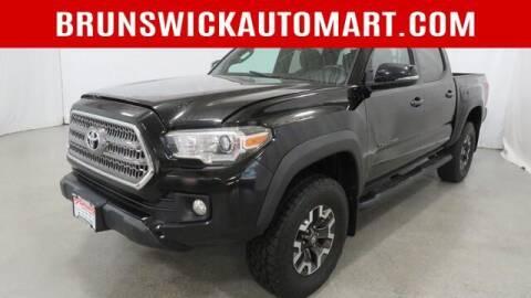 2016 Toyota Tacoma for sale at Brunswick Auto Mart in Brunswick OH