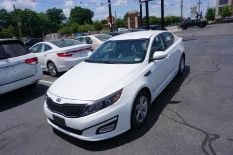 2015 Kia Optima for sale at Autohub of Virginia in Richmond VA