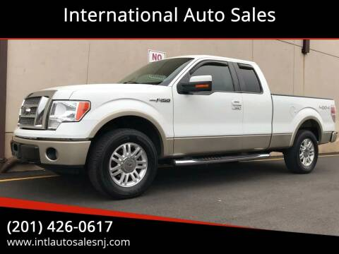 2009 Ford F-150 for sale at International Auto Sales in Hasbrouck Heights NJ
