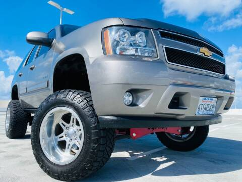 2012 Chevrolet Tahoe for sale at Bay Cars R Us in San Jose CA