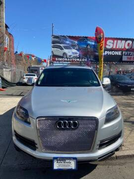 2009 Audi Q7 for sale at Simon Auto Group in Newark NJ