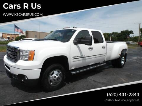 2011 GMC Sierra 3500HD for sale at Cars R Us in Chanute KS