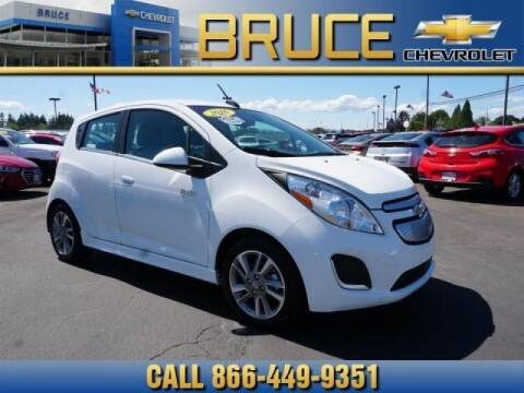 2016 Chevrolet Spark EV for sale at Medium Duty Trucks at Bruce Chevrolet in Hillsboro OR