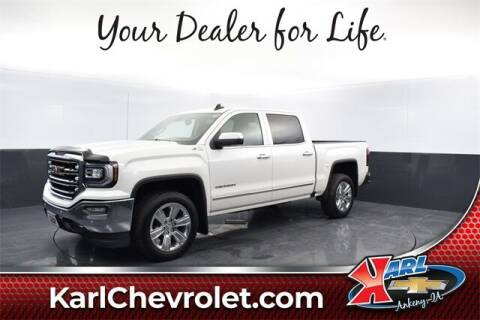 2017 GMC Sierra 1500 for sale at Karl Pre-Owned in Glidden IA