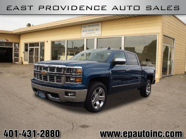 2015 Chevrolet Silverado 1500 for sale at East Providence Auto Sales in East Providence RI