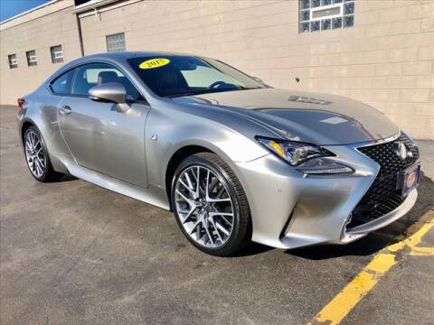 2015 Lexus RC 350 for sale at Richardson Sales & Service in Highland IN