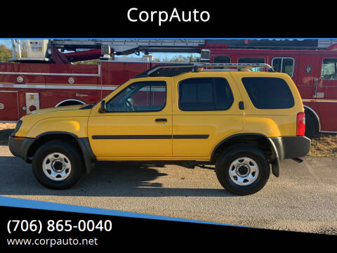 2004 Nissan Xterra for sale at CorpAuto in Cleveland GA