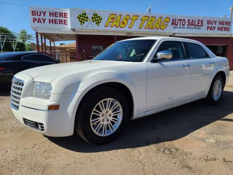 2010 Chrysler 300 for sale at Fast Trac Auto Sales in Phoenix AZ