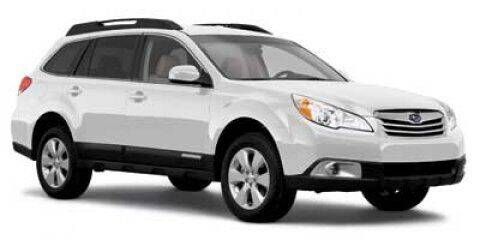 2011 Subaru Outback for sale at HILAND TOYOTA in Moline IL