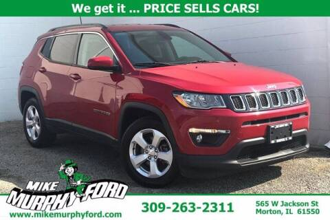 2019 Jeep Compass for sale at Mike Murphy Ford in Morton IL