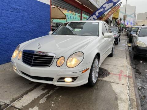 2008 Mercedes-Benz E-Class for sale at New 3 Way Auto Sales in Bronx NY