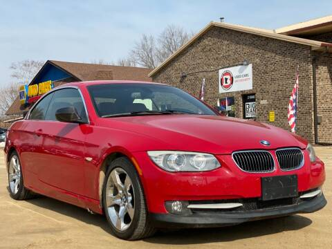 2013 BMW 3 Series for sale at Big Man Motors in Farmington MN