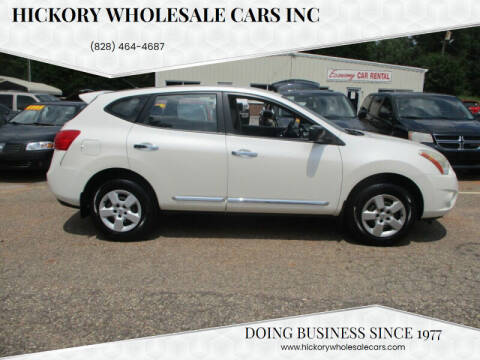 2012 Nissan Rogue for sale at Hickory Wholesale Cars Inc in Newton NC