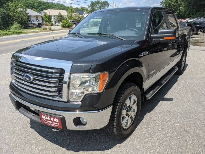2012 Ford F-150 for sale at AUTO CONNECTION LLC in Springfield VT