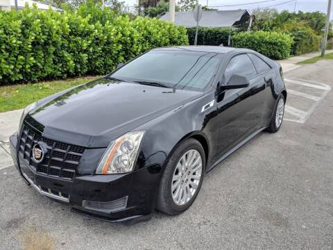 2013 Cadillac CTS for sale at Easy Finance Motors in West Park FL