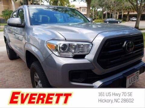 2018 Toyota Tacoma for sale at Everett Chevrolet Buick GMC in Hickory NC