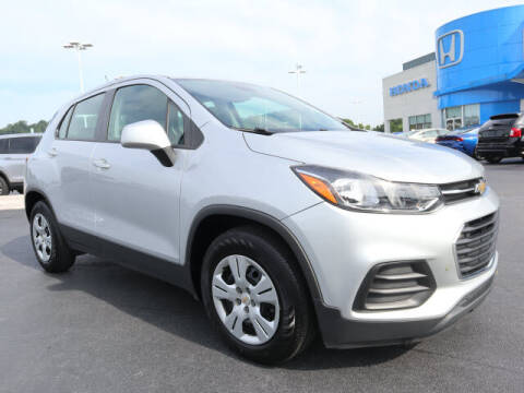 2018 Chevrolet Trax for sale at RUSTY WALLACE HONDA in Knoxville TN