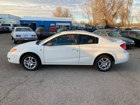 2004 Saturn Ion for sale at AFFORDABLY PRICED CARS LLC in Mountain Home ID