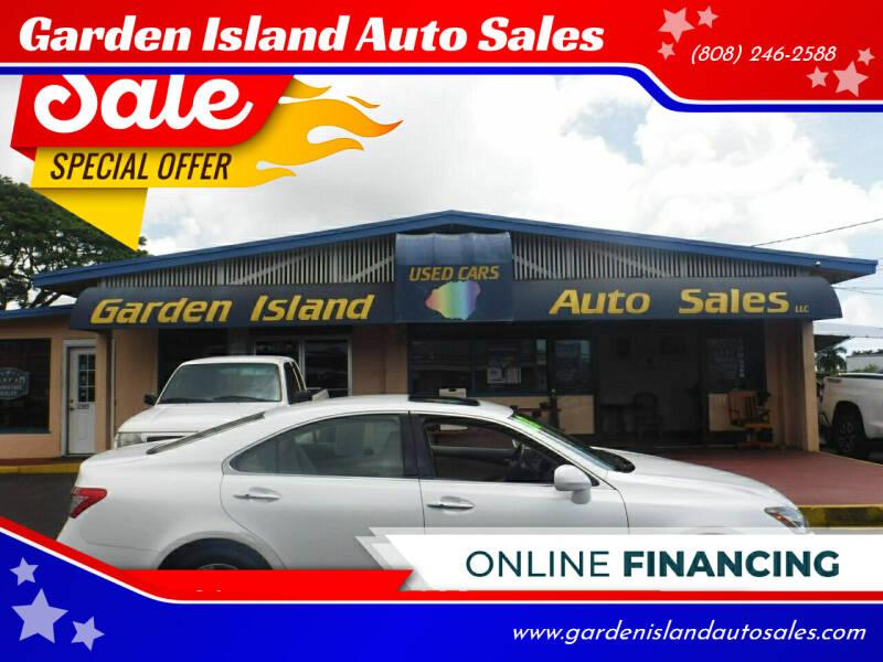 2008 Lexus ES 350 for sale at Garden Island Auto Sales in Lihue HI