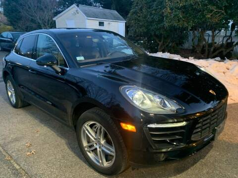 2016 Porsche Macan for sale at The Car Store in Milford MA