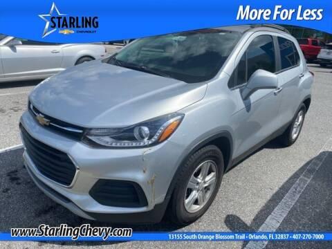 2018 Chevrolet Trax for sale at Pedro @ Starling Chevrolet in Orlando FL
