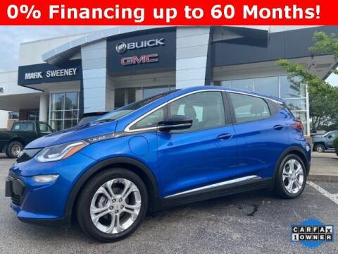 2017 Chevrolet Bolt EV for sale at Mark Sweeney Buick GMC in Cincinnati OH