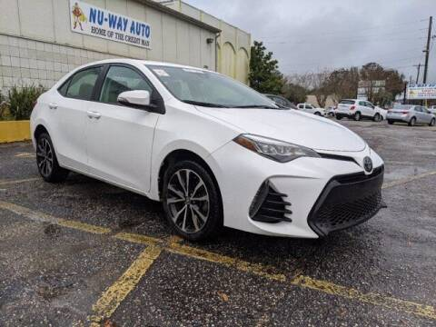 2017 Toyota Corolla for sale at Nu-Way Auto Ocean Springs in Ocean Springs MS