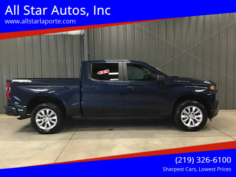 2020 Chevrolet Silverado 1500 for sale at All Star Autos, Inc in La Porte IN